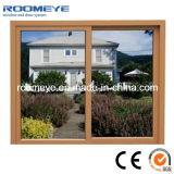 Finestra di scivolamento poco costosa della finestra di alta qualità PVC/UPVC di prezzi