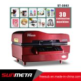 Freesub 3D Sublimation Vacuum Heat Press Machine pour les ventes (ST-3042)