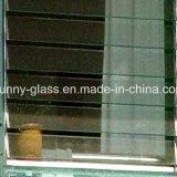 Het Glas van de luifel, de Strook van het Glas Shutterss voor het Venster/Deur