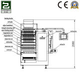 Sal Granule Four-Side Sealing e Multi-Line Packing Machine