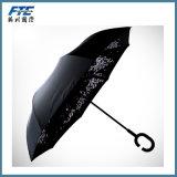 OEMのロゴの日曜日の抵抗力がある傘防水すれば