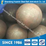 20mm Gesmeed Staal die de Balls/20mm Gesmede Ballen van het Staal voor de Molen van de Bal malen