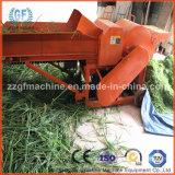 Machine de découpeur de paille de collecte de ferme