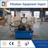 Filtre-presse hydraulique de chambre de pp pour le traitement des eaux résiduaires
