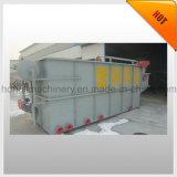 産業廃棄物の水処理および沈積物のためのDafの処置