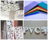 Lijn van de Machine van de Uitdrijving van de Raad van het Schuim van pvc de Vrije Plastic