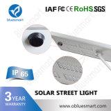 indicatore luminoso di via solare 50W per il progetto di illuminazione della strada