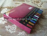 Коробка свечки высокого качества цветастая (F60004)