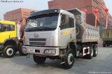 중국 Faw 6X4 덤프 트럭 최신 판매
