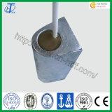 D tapent l'anode élevée (HP) de magnésium de moulage de potentiel