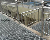 Steel saldato Storage Wire Decking con Inside Waterfall (SL-0018)