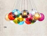 El colgante moderno del LED enciende los dispositivos de iluminación industriales de la lámpara de Lamparas del techo de la lámpara del alumbrado de Deco de las luces de acrílico del restaurante
