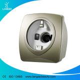 Machine de beauté d'analyseur de peau pour l'analyse de peau d'appareil de contrôle de face