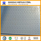 Placa Checkered galvanizada de China