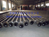 UHMWPE (PE1000) ausbaggerndes Pipe/HDPE ausbaggerndes Rohr/ausbaggerndes Rohr/ausbaggerndes Schlamm-Rohr