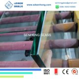 8-12mm Clear Toughened Glass Pool Fencing Pool Fence avec AS / NZS2208