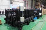 Sistema del filtro a disco di trattamento delle acque con acqua di mare