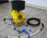 Pulvérisateur privé d'air électrique Gh-7h de peinture de DIY