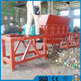 Plástico/agregado familiar/lixo do restaurante/desperdício de madeira/cozinha/pneu/espuma/máquina animal do Shredder do osso com ISO 9001
