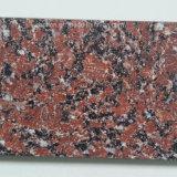 외부 벽 클래딩을%s 화강암 색깔 Uvfp 위원회