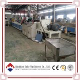 Folha do cloreto Polyvinyl que faz a máquina