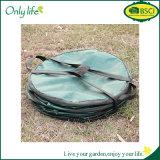 Onlylifeの再使用可能なFoldableばねによっては庭の不用な袋か葉袋が現れる