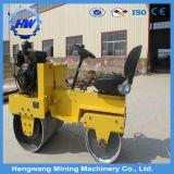 Do rolo hidráulico do compressor da alta qualidade rolo de estrada mini, rolo de estrada fácil de Hamm da operação