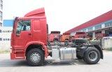 Carro del alimentador de Sinotruk HOWO Zz4187n3511W 4X2 336HP