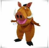 Traje do partido do porco da mascote do varrão selvagem de Toppest Emulational