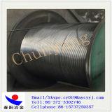 ケイ素カルシウム合金はワイヤー水平の/Verticalのコイルの工場生産者の芯を取った