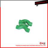 Прессформа штуцера трубы PVC загиба пластмассы u