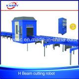 Percision 높은 금속 H 광속 강철 채널 강철을%s 휴대용 CNC 플라스마 절단기
