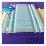 Panneaux de plafond de lucarne de fibre de verre de la serre chaude FRP GRP d'isolation thermique
