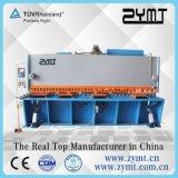 Cnc-hydraulische Guillotine-Platten-scherende Maschine