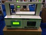 PP automáticos y nota del dinero en circulación de la cinta del rodillo del papel que lía la máquina