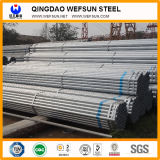 La gran calidad y Niza el servicio soldaron el tubo de acero galvanizado carbón para la estructura y el transporte