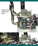 Давление глубинной вытяжки 4 давлений колонки гидровлических гидровлическое используемое в обрабатывать продукты металла