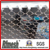 装飾的なCurtain Wall MeshかDecorative Wire Mesh
