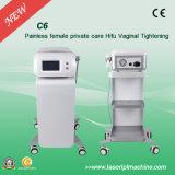 Ajuste vaginal de Hifu del cuidado privado femenino sin dolor C6