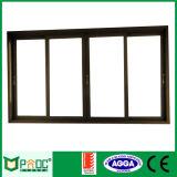 Australien-Standardaluminium schiebendes Window-Pnocs02