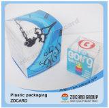 Freies runde Form-freies Kasten-Zylinder-Plastikverpacken