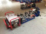 50-160 machine de soudure en plastique de pipe de HDPE de millimètre