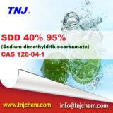 Comprar SDD CAS 128-04-1 do Dimethyldithiocarbamate do sódio de China