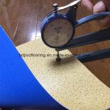 Roulis commercial de plancher de PVC de première pente