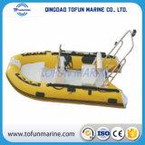 Hypalon/PVC de Opblaasbare Boot van de Rib (RIB350)