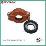 Accoppiamento flessibile Grooved del ferro duttile di alta qualità