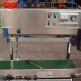 Sellador continuo vertical de la venda de Fr-900V con la codificación de la Sólido-Tinta