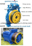 Passeggero Elevator con Gearless Traction Machine, Support Professional Sevice (JQ-N031)