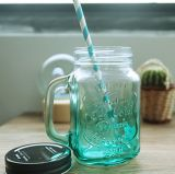 Оптовая чашка воды чашек стеклянного контейнера пива стеклянная