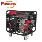 二重用途のディーゼル溶接工の発電機100-300A